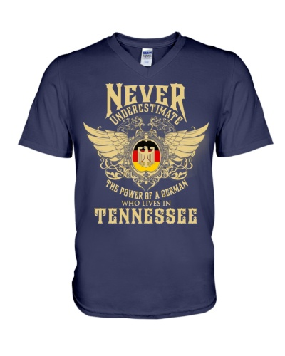 German in Tennessee