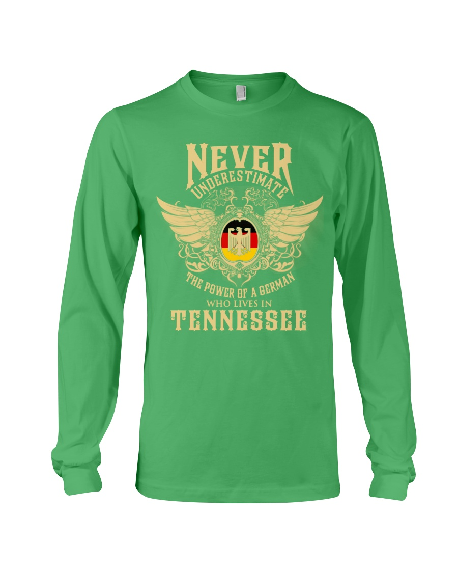 German in Tennessee Long Sleeve Tee