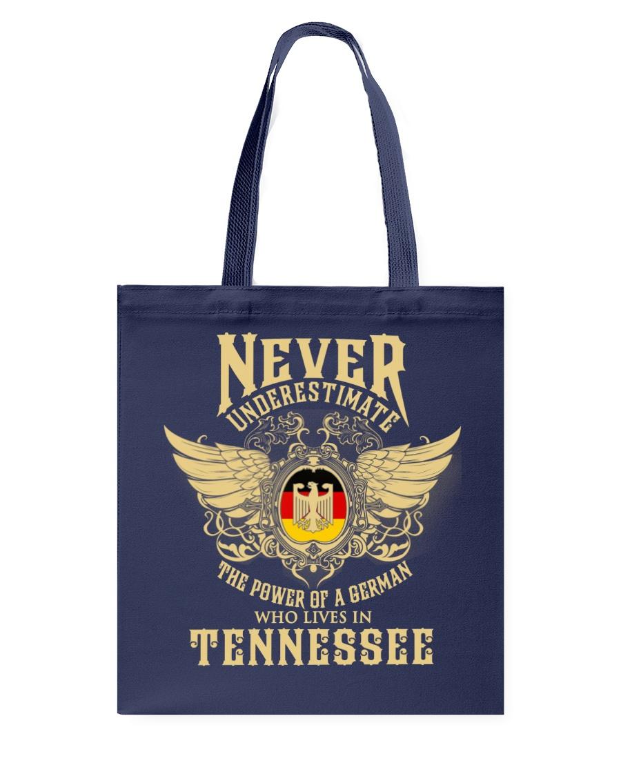 German in Tennessee Tote Bag