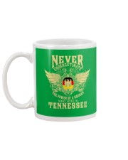 German in Tennessee Mug back
