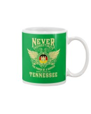German in Tennessee Mug front