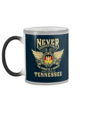 German in Tennessee Color Changing Mug color-changing-left