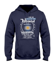 I'm a Argentine Woman - I Can't Control Hooded Sweatshirt thumbnail