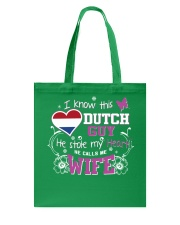 Dutch Wife Tote Bag thumbnail