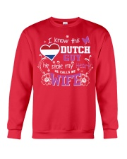 Dutch Wife Crewneck Sweatshirt thumbnail