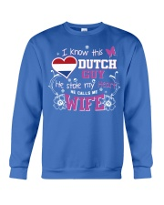 Dutch Wife Crewneck Sweatshirt front