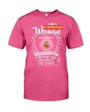I'm a Spanish Woman - I Can't Control Premium Fit Mens Tee thumbnail