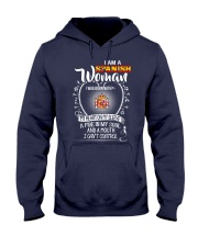 I'm a Spanish Woman - I Can't Control Hooded Sweatshirt thumbnail