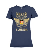 German in Florida Premium Fit Ladies Tee thumbnail