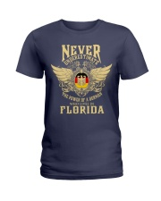 German in Florida Ladies T-Shirt thumbnail