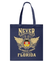 German in Florida Tote Bag thumbnail