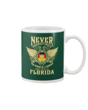 German in Florida Mug thumbnail