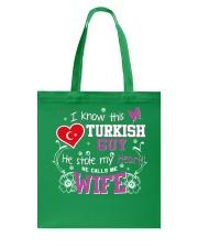 Turkish Wife Tote Bag thumbnail