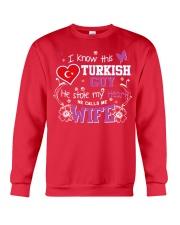 Turkish Wife Crewneck Sweatshirt thumbnail