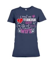 Turkish Wife Premium Fit Ladies Tee thumbnail