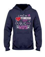Turkish Wife Hooded Sweatshirt thumbnail
