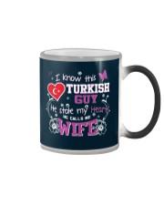 Turkish Wife Color Changing Mug thumbnail
