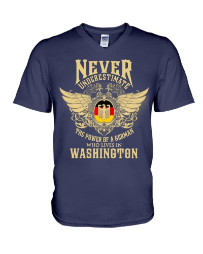 German in Washington