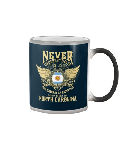 Never underestimate an Argentina in North Carolina