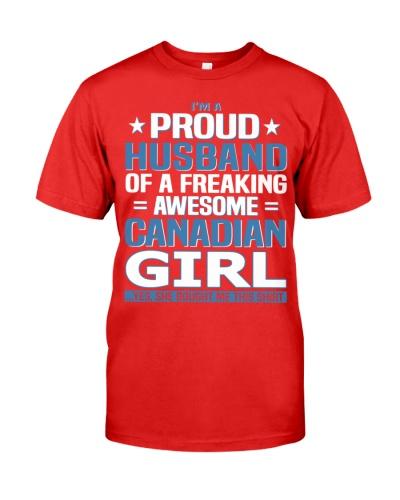 Canadian Husband