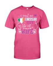 Irish Wife Premium Fit Mens Tee thumbnail