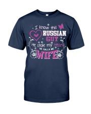 Russian Wife Classic T-Shirt thumbnail