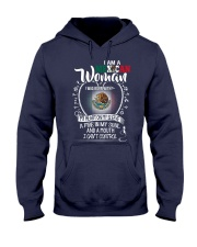 I'm a Mexican Woman - I Can't Control Hooded Sweatshirt thumbnail
