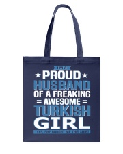 Turkish Husband  Tote Bag thumbnail