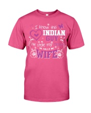 Indian Wife Premium Fit Mens Tee thumbnail