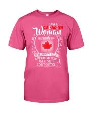 Canadian Premium Fit Mens Tee thumbnail