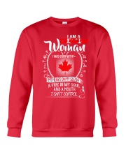 Canadian Crewneck Sweatshirt thumbnail