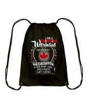 Canadian Drawstring Bag thumbnail