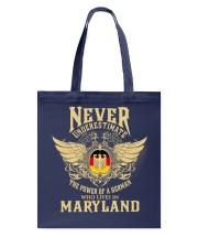 German in Maryland Tote Bag thumbnail