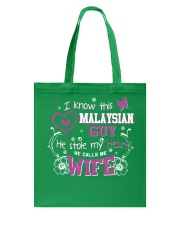 Malaysian Wife Tote Bag thumbnail