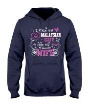 Malaysian Wife Hooded Sweatshirt thumbnail
