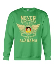 German in Alabama Crewneck Sweatshirt thumbnail