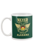 German in Alabama Mug back