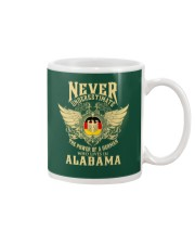 German in Alabama Mug tile