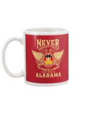 German in Alabama Mug back