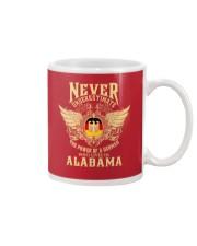 German in Alabama Mug front