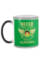 German in Alabama Color Changing Mug color-changing-left