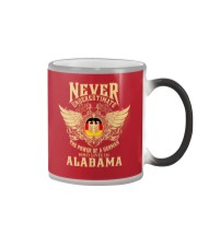 German in Alabama Color Changing Mug color-changing-right
