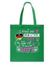German Wife Tote Bag thumbnail