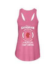 I'm German Ladies Flowy Tank thumbnail
