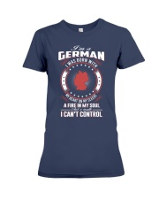 I'm German Premium Fit Ladies Tee thumbnail