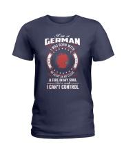 I'm German Ladies T-Shirt thumbnail