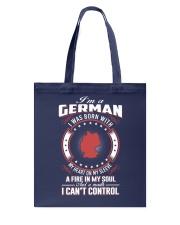 I'm German Tote Bag thumbnail
