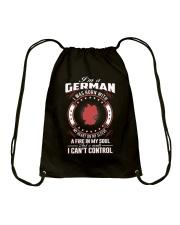 I'm German Drawstring Bag thumbnail