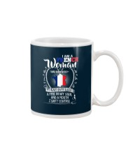 I'm a French Woman - I Can't Control Mug tile