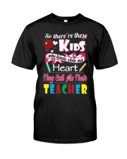 TEACHER TEACHER TEACHER TEACHER  Classic T-Shirt front